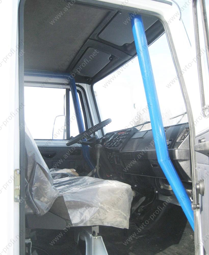 Покраска кабины своими руками газ-3307